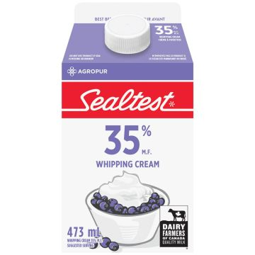 Sealtest Whipping Cream
