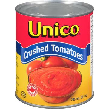 Unico Tomato In Can Crushed Tomato