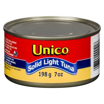 Unico Tuna Can