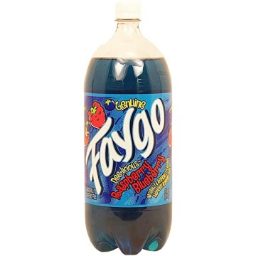 Faygo Raspberry Blueberry