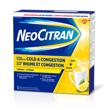 NeoCitran Lemon