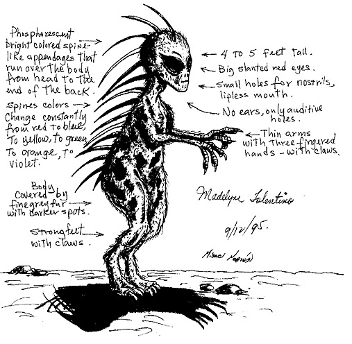 El Chupacabra: Science Fiction or Undiscovered Species? – Down the