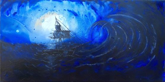 Spectral Seas