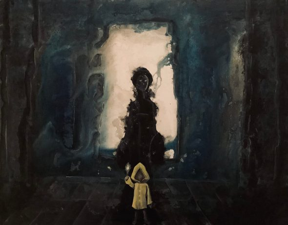 Shadow of The Lady