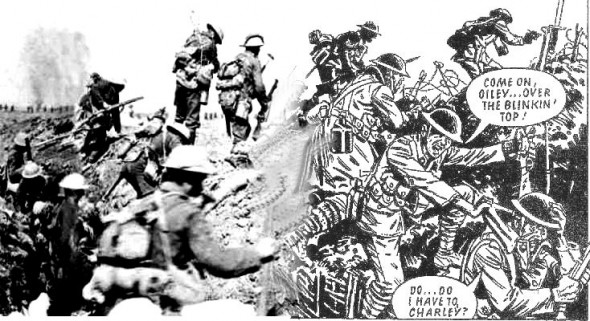 Charley's War: Over The Top