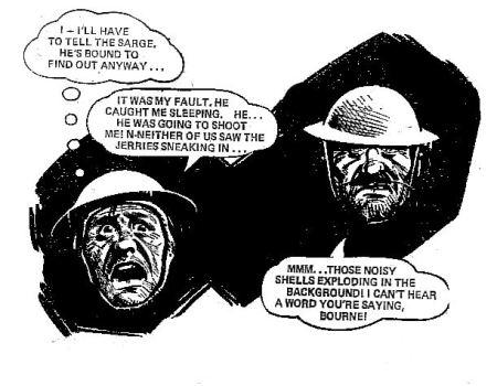 Sergeant 'Ole Bill' Tozer