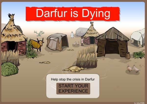 Darfur is Dyiing Game