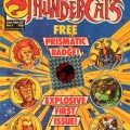 Thundercats Issue 1 - Marvel UK