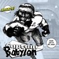 Captain Babylon, created by John Freeman and Matt Bingham, art by Matt Bingham