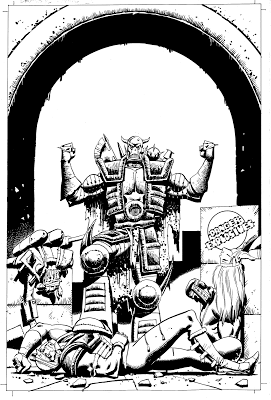 Unused Dragon's Claws #5 Cover