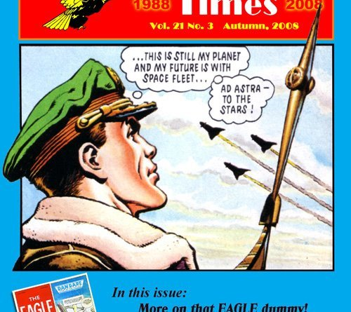 Eagle Times Volume 21 Number 3 - Cover