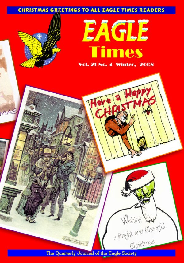Eagle Times Volume 21 Number 4 Cover