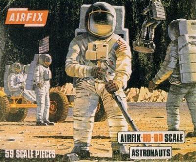 Airfix Astronauts - Original Release