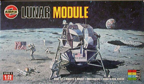 Airfix Lunar Module Kit 03013 (2000)