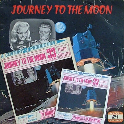 Fanderson: Journey To The Moon