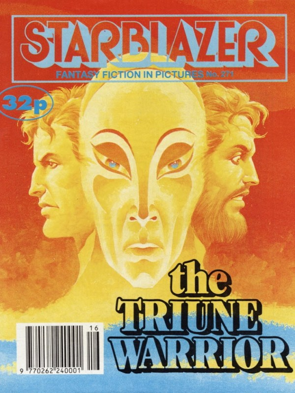 Starblazer 271 - The Triune Warrior