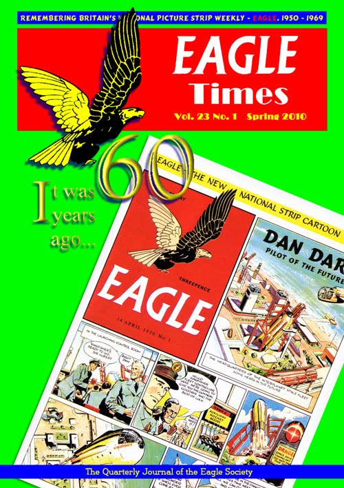 Eagle Times Volume 23 Issue 1 - Cover