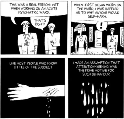 Psychiatric Tales - Sample Art