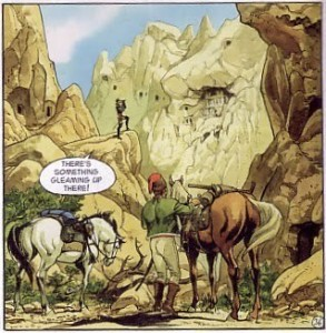 The Scorpion Volume 4 - The Holy Valley Sample Panel