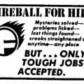 Bullet - Fireball for Hire