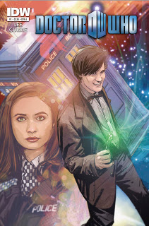 Tony Lee, Mark Buckingham and Richard Piers Rayner take on more TARDIS tales for IDW