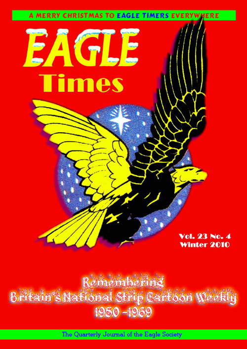 Eagle Times Volume 23 Number Two - Cover