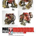3A Toys Mongrol from 2000AD's ABC Warriors