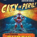 City in Peril Poster