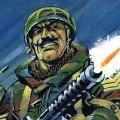 Commando 4404 - cover by Carlos Pino SNIP