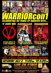WarriorCon 2011
