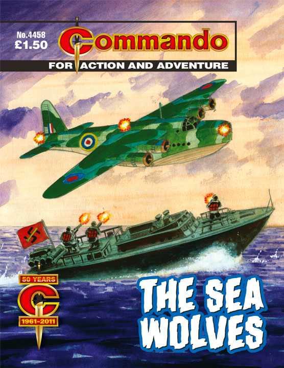 Commando 4458: The Sea Wolves