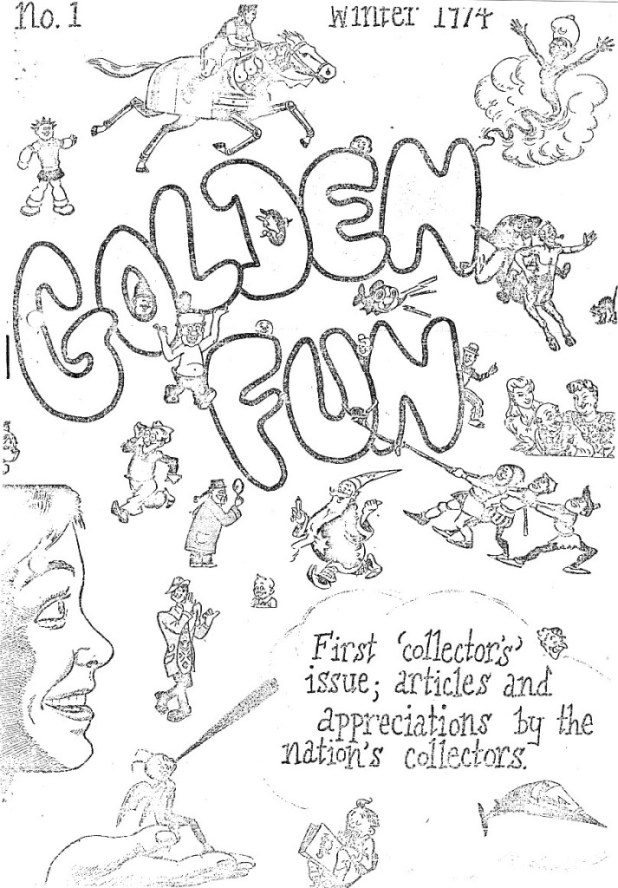 Golden Fun Number One