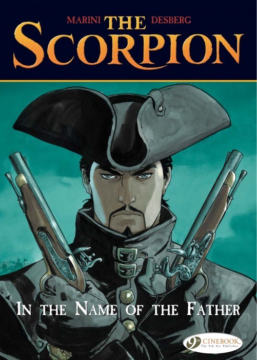 The Scorpion Volume 5 - In the Name of the Father