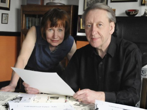 Oxford-based TORCH to host several comic-related events, Bryan and Mary Talbot on guest list
