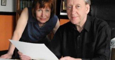 Mary and Bryan Talbot. Image courtesy Bryan Talbot