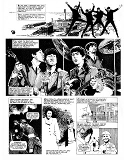 The opening page of The Beatles Story © Angus Allan & Arthur Ranson