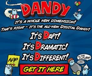 Digital Dandy Ad 2012