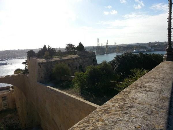 Sunny Malta! Photo courtesy Malta Comic Con