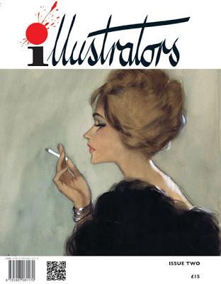 illustrators Issue 2 - Cover