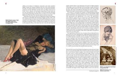 illustrators Issue 2 - David Wright Feature Sample