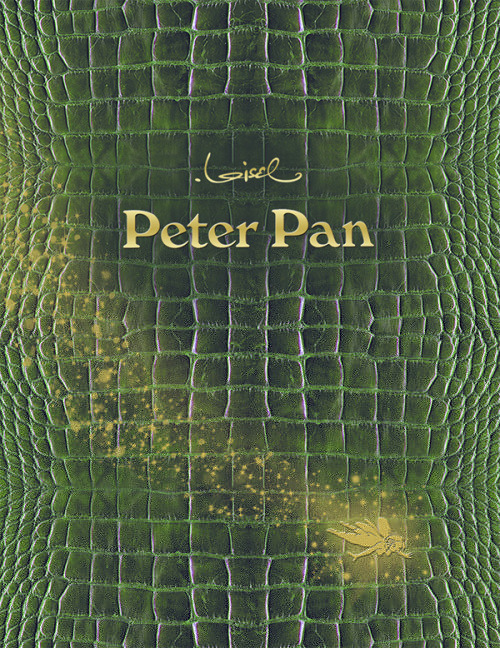 Peter Pan by Regis Loisel