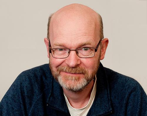 Comic Editor John Freeman