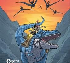 Pirates of Pangaea art by Neill Cameron