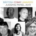 British Comic Awards Judges 2013