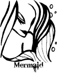Mermaid Match Book Comic