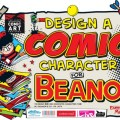 Design a Beano Character Competition