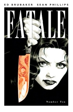 Fatale Issue 10