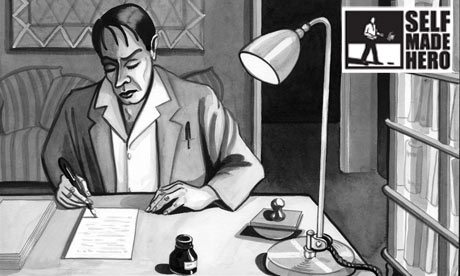How to Write a Graphic Novel - Guardian Masterclass