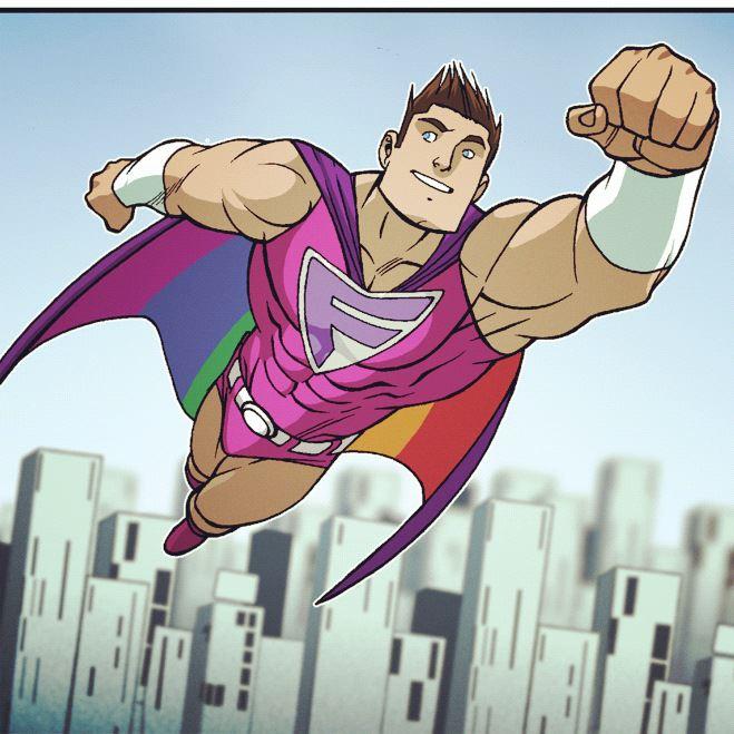 Creators taking pride in The Pride, LGBT comic series