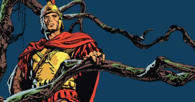Heros the Spartan regular cover